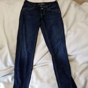 SILVER JEANS 27/29